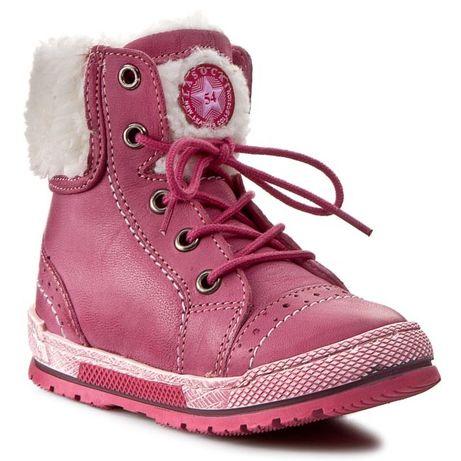 Trzewiki buty kozaki śniegowce kozaczki lasocki ccc 24