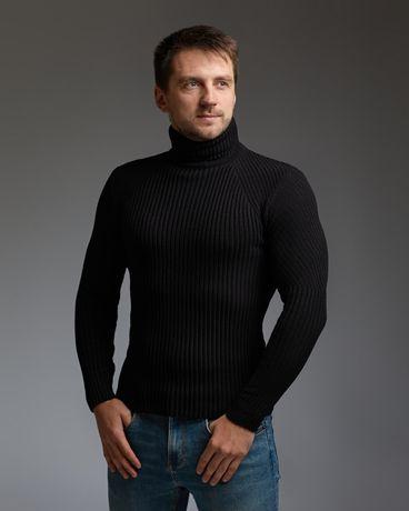 Мужской гольф-свитер. 8 цветов. На зиму. ТОП-качество.