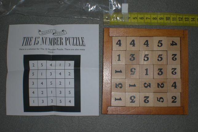 судоку деревянный пазл судоку the 15 number puzzle sudoku настольная