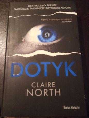 Claire North, Dotyk