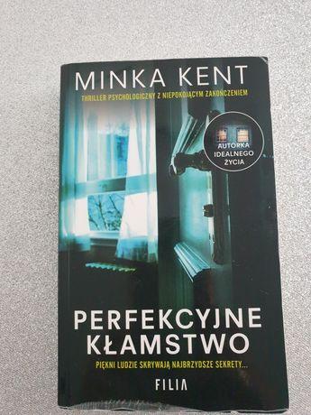 Minka Kent perfekcyjne Kłamstwo thriller kryminał
