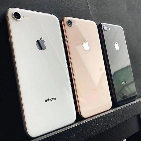 iPhone 8 64 GB 256 Space Gray Gold Red Silver ORIGINAL 7 7+ 8+ X XR XS