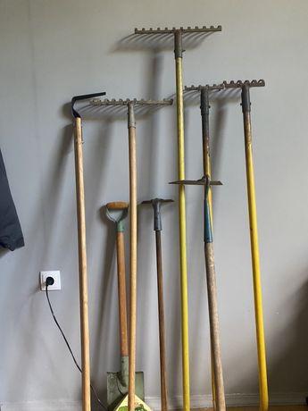 продам садовые инструменты грабли сапки лопата