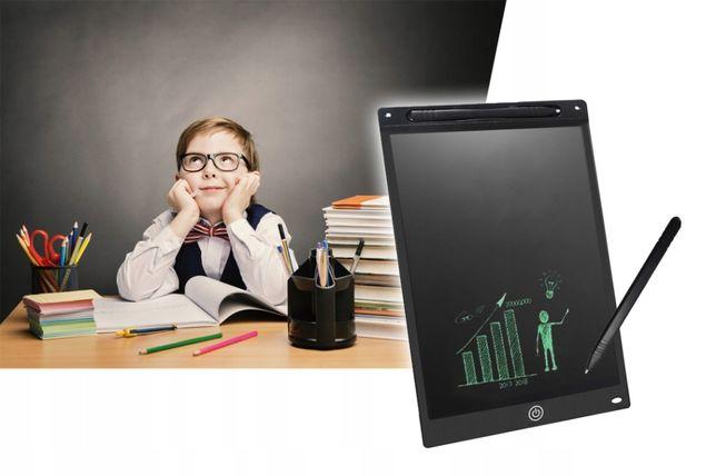 Tablet Graficzny Do Pisania Rysowania ZNIKOPIS RYSIK TABLICA LCD