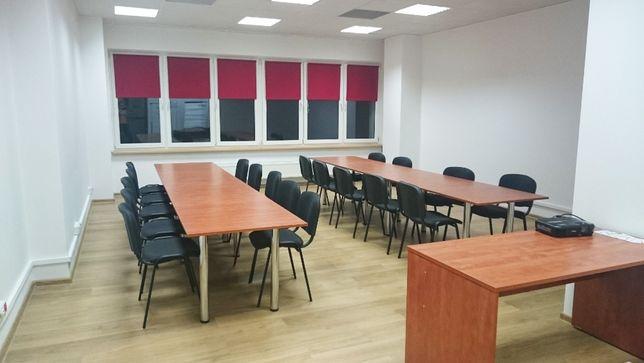 Klimatyzowana Sala szkoleniowa/ wynajem na godziny w ścisłym Centrum