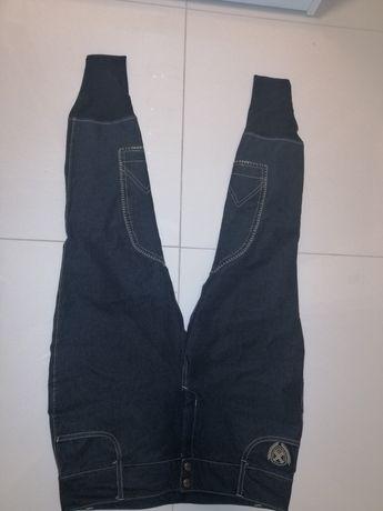 Bryczesy jeansowe fouganza 44