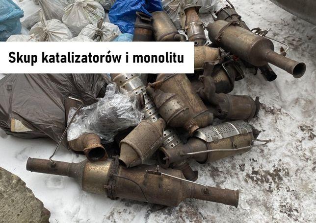 Skup katalizatorów i monolitu Katowice, Częstochowa, Gliwice, Rybnik