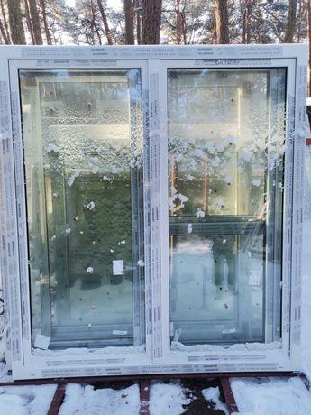 Drzwi tarasowe Ciepły profil 50% Nowe