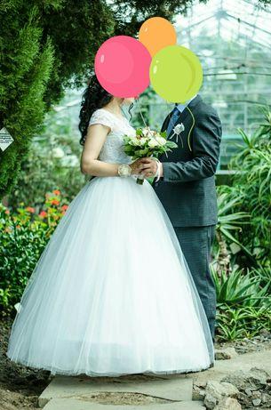 Свадебное платье, не венчаное