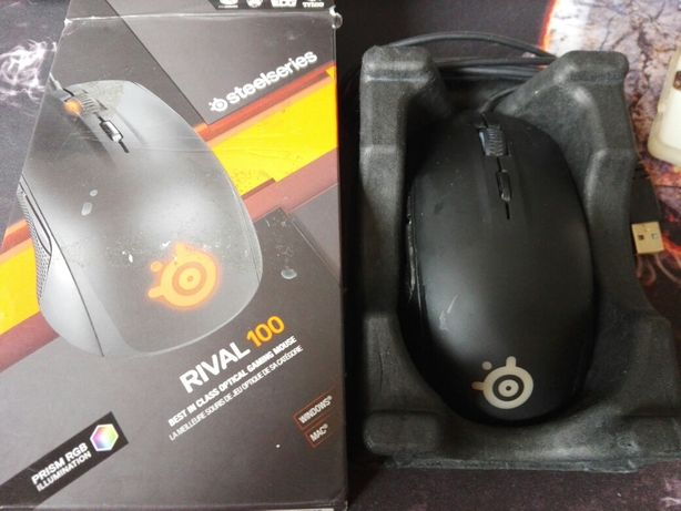 Mysz steelseries rival 100