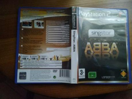Singstar ABBA - PS2