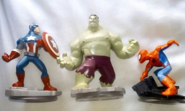 Disney Infinity Marvel ps3/4 Xbox Wii U