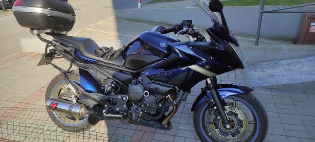 Yamaha xj6 diversion 2010,