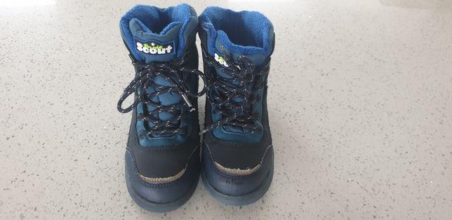 Sprzedam buty zimowe dla chłopca r. 28