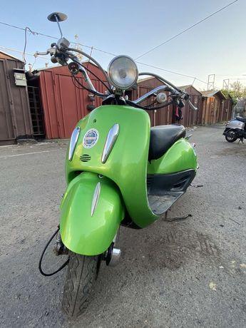 Honda Joker 50 cc на документах