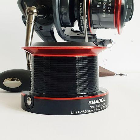 Катушка рыболовная Emerald EM 8000 5+1 bb EOS