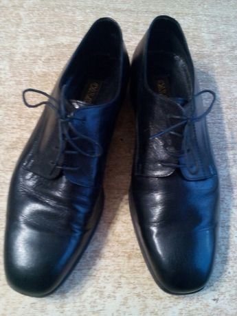Шкіряні туфлі, 40 розмір vero cuoio для танців бальні