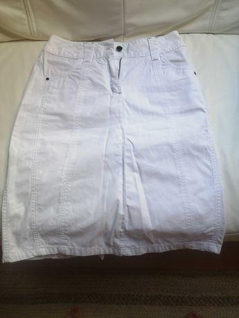 Biała spódnica Monnari rozmiar 36