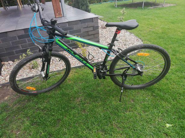 """Rower MTB Merida M_Bike Mid 26 10-V czarno-zielono-niebieski 26"""""""