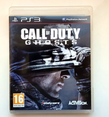 Call of Duty Ghosts PS3 Playstation 3 stan bdb.