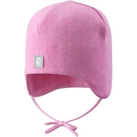 Нова шапочка Reima Rose Pink Beanie 44-46,48, 6-12міс, 1-2года Рейма