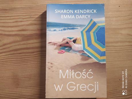 Sharon Kendrick Miłość w Grecji