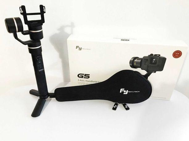 Feiyu Tech G5 3 osiowy gimbal ręczny do kamer sportowych