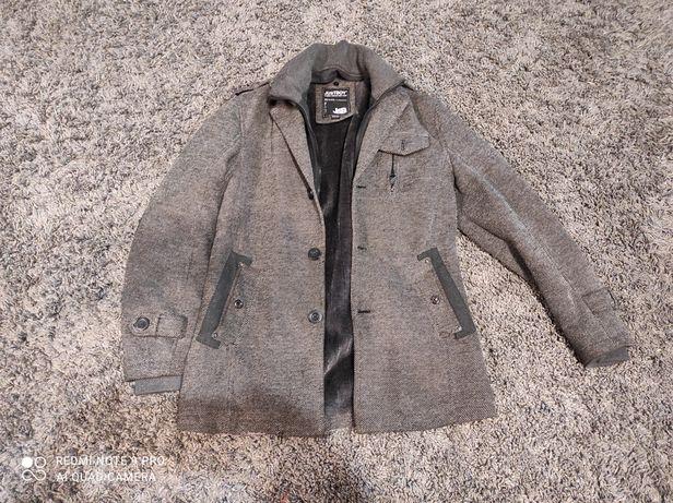 Płaszcz zimowy xl