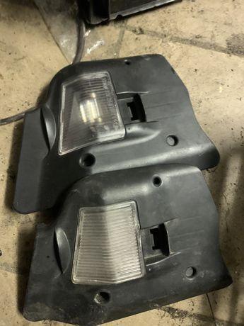 Oslony lamp tyly bmw e46 coupe cabrio lift led prawa lewa