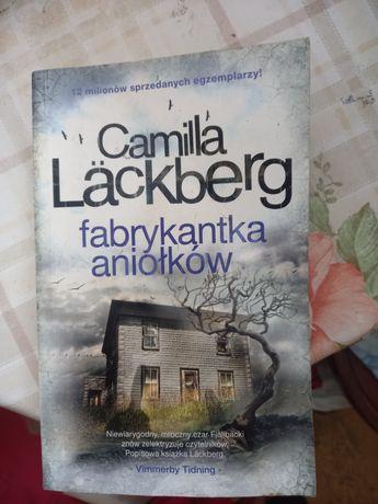 Camilla Lackberg Fabrykanta aniołków