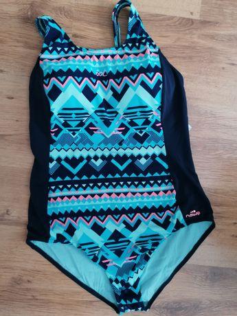 Strój kostium kąpielowy damski marki nabaiji rozmiar 48