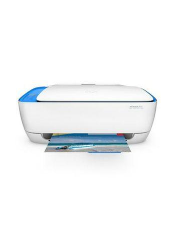 Impressora Multifunções Wi-Fi (HP DeskJet 3632)