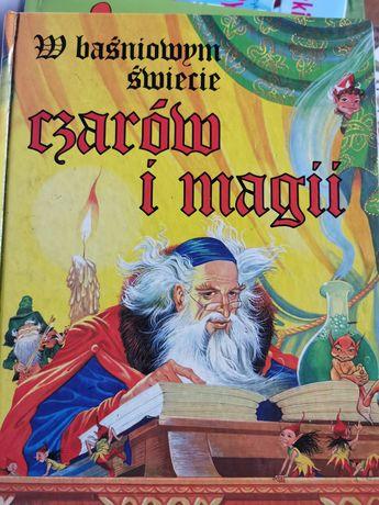 W baśniowym świecie czarów i magii