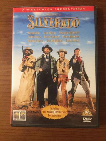 DVD Silverado widescreen - Kevin costner