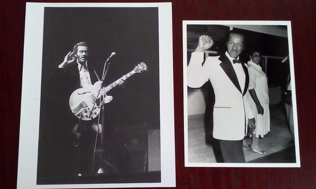 Chuck Berry - 4 zdjęcia