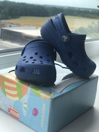 Crocs оригинал для самых маленьких