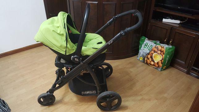 Carro de bebe ipop bebecar