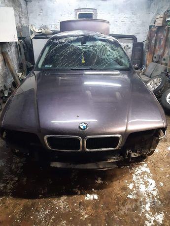 BMW E38 na części
