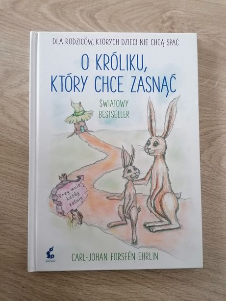 Książka O króliku który chce zasnąć 2015