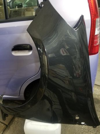 Renault clio 3 крыло