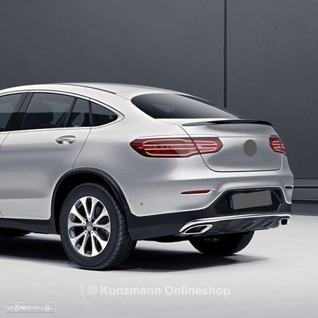 Aileron / Lip / Spoiler Mercedes GLC COUPE C253