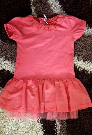 Sukienka Cocodrillo roz 98