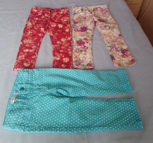 Spodnie dziewczęce (3-4 latka)