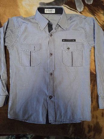 Стильная детская рубашка