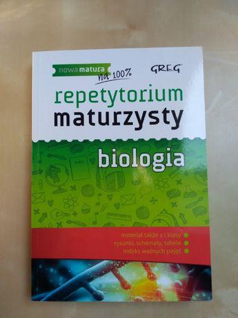 Repetytorium maturzysty- BIOLOGIA.