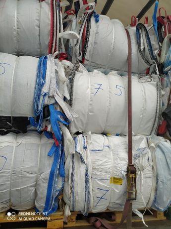 Hurtownia Big Bag 100/100/195cm na Pellet ! Możliwa wysyłka !