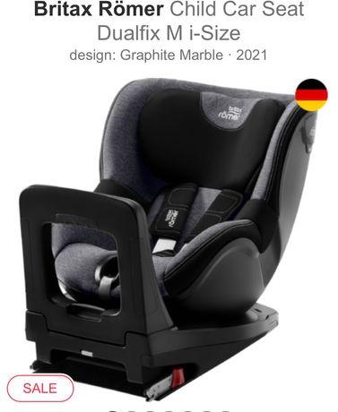 Брітакс Romer Dualfix M i-size Graphite Marble модель 2021