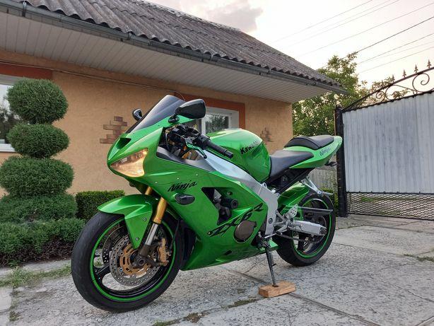 Мотоцикл спорт, Kawasaki ZX ninja 636, хороший стан, документи переоф