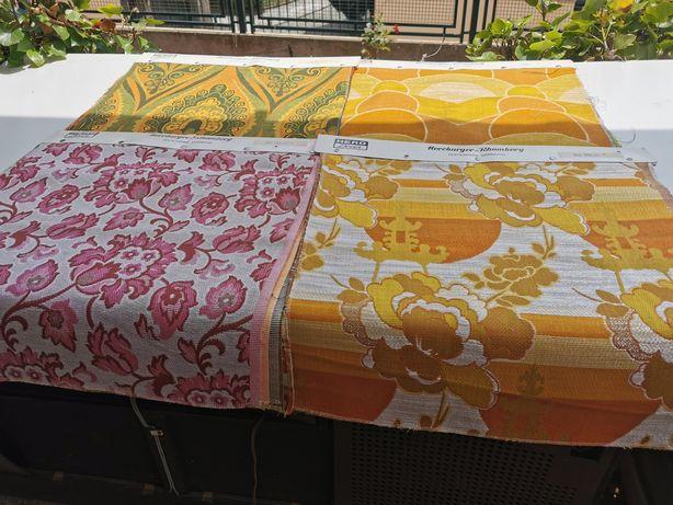 Catálogos de tecido de alta decoração