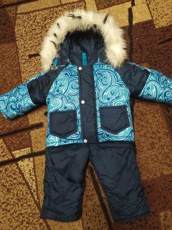 Продам теплый костюм,б/у,есть подстёжка. Цена 300.00грн.